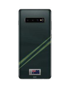 Australia Soccer Flag Galaxy S10 Plus Skin