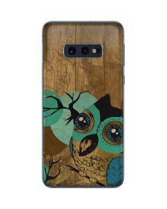 Autumn Owl Galaxy S10e Skin