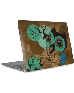 Autumn Owl Apple MacBook Air Skin