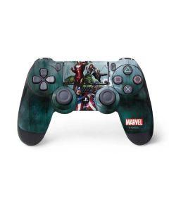 Avengers Assemble PS4 Controller Skin