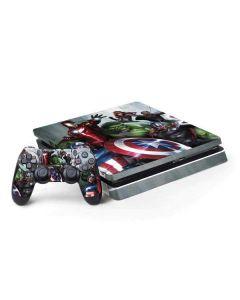 Avengers Assemble PS4 Slim Bundle Skin