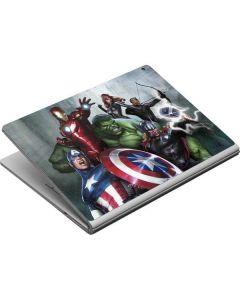 Avengers Assemble Surface Book Skin