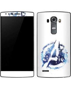 Avengers Blue Logo G4 Skin
