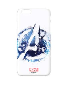 Avengers Blue Logo iPhone 6s Lite Case