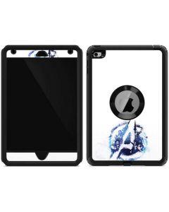 Avengers Blue Logo Otterbox Defender iPad Skin