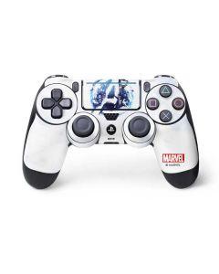 Avengers Blue Logo PS4 Pro/Slim Controller Skin