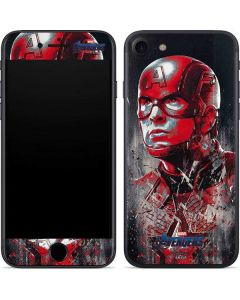 Avengers Endgame Captain America iPhone 8 Skin