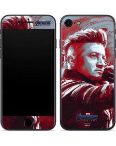 Avengers Endgame Hawkeye iPhone 8 Skin