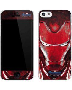 Avengers Endgame Ironman iPhone 5c Skin