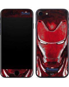 Avengers Endgame Ironman iPhone 8 Skin