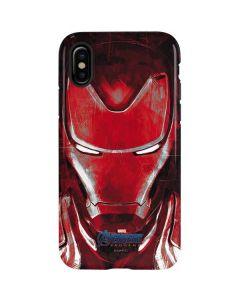 Avengers Endgame Ironman iPhone X Pro Case