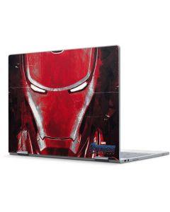 Avengers Endgame Ironman Pixelbook Skin