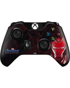 Avengers Endgame Ironman Xbox One Controller Skin