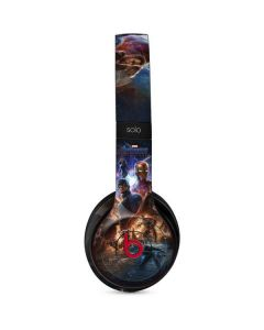 Avengers Endgame Ready for Action Beats Solo 3 Wireless Skin