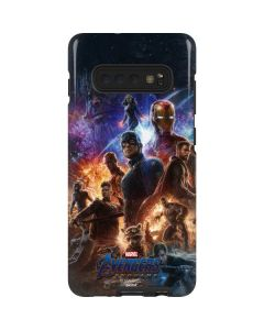 Avengers Endgame Ready for Action Galaxy S10 Plus Pro Case