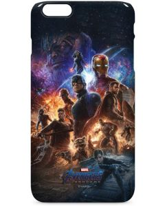Avengers Endgame Ready for Action iPhone 6/6s Plus Lite Case