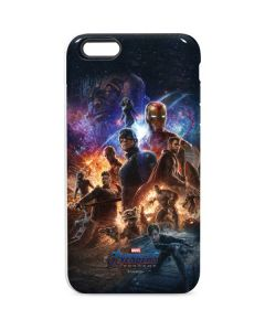 Avengers Endgame Ready for Action iPhone 6/6s Plus Pro Case