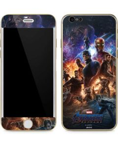 Avengers Endgame Ready for Action iPhone 6/6s Skin