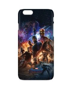Avengers Endgame Ready for Action iPhone 6s Lite Case