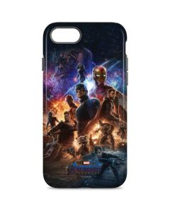 Avengers Endgame Ready for Action iPhone 7 Pro Case