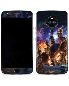 Avengers Endgame Ready for Action Moto X4 Skin