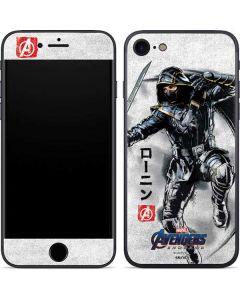 Avengers Endgame Ronin iPhone 8 Skin