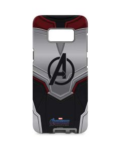 Avengers Endgame Suit Galaxy S8 Pro Case