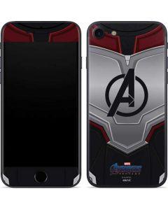 Avengers Endgame Suit iPhone 8 Skin