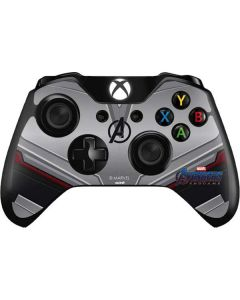 Avengers Endgame Suit Xbox One Controller Skin
