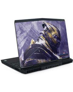 Avengers Endgame Thanos Dell Alienware Skin