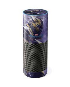 Avengers Endgame Thanos Amazon Echo Skin