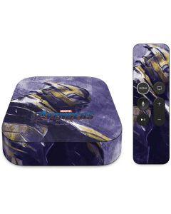 Avengers Endgame Thanos Apple TV Skin