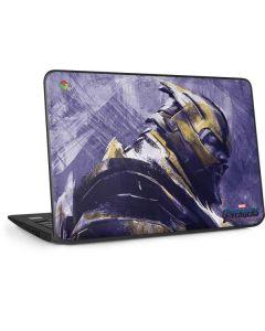 Avengers Endgame Thanos HP Chromebook Skin