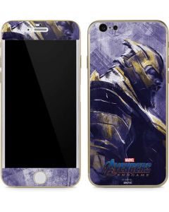 Avengers Endgame Thanos iPhone 6/6s Skin