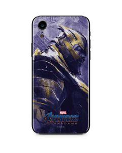 Avengers Endgame Thanos iPhone XR Skin