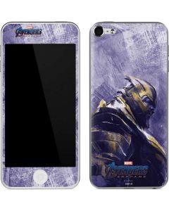 Avengers Endgame Thanos Apple iPod Skin