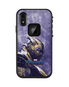 Avengers Endgame Thanos LifeProof Fre iPhone Skin