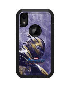 Avengers Endgame Thanos Otterbox Defender iPhone Skin