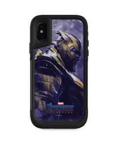 Avengers Endgame Thanos Otterbox Pursuit iPhone Skin