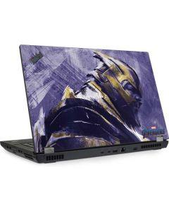 Avengers Endgame Thanos Lenovo ThinkPad Skin