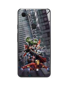 Avengers Team Power Up Google Pixel 3 XL Skin