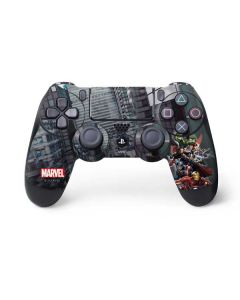 Avengers Team Power Up PS4 Controller Skin