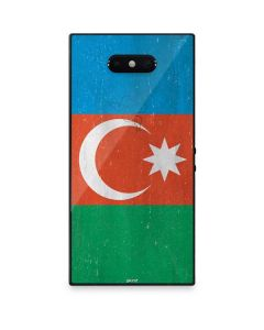 Azerbaijan Flag Distressed Razer Phone 2 Skin