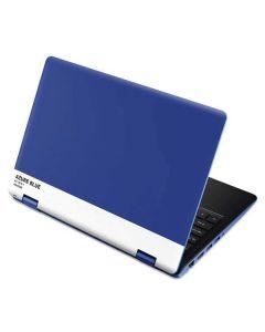 Azure Blue Aspire R11 11.6in Skin