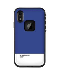 Azure Blue LifeProof Fre iPhone Skin