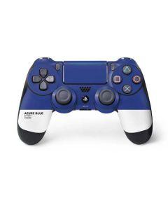 Azure Blue PS4 Pro/Slim Controller Skin