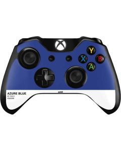 Azure Blue Xbox One Controller Skin