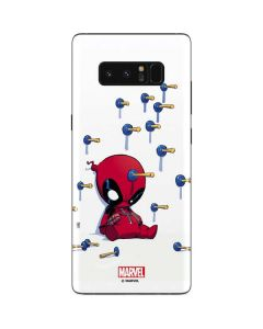 Baby Deadpool Galaxy Note 8 Skin