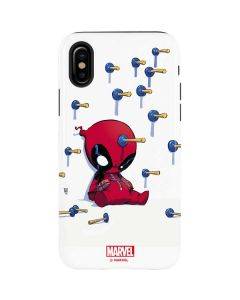 Baby Deadpool iPhone XS Max Pro Case