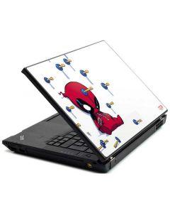 Baby Deadpool Lenovo T420 Skin